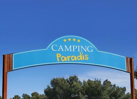 Camping Paradis L'Escapade 4* - 1