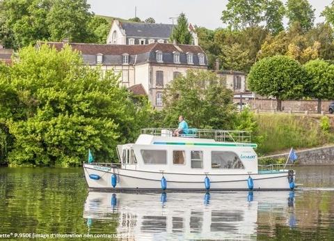 Canal de la Marne au Rhin en bateau sans permis : L'Alsace authentique - 1