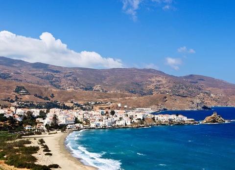 Périple dans les Cyclades depuis Athènes - Andros, Tinos et Syros en 3* - 1