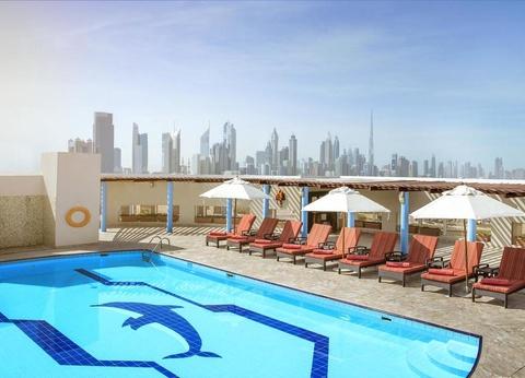 Hôtel Jumeirah Rotana 4* - 1