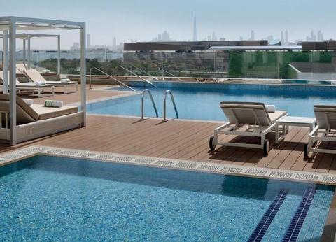 Hôtel Holiday Inn Dubaï Festival City 4* - 1