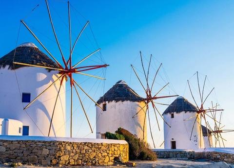 Combinés dans les Cyclades depuis Athènes - Santorin et Mykonos en hôtels 3* - 1