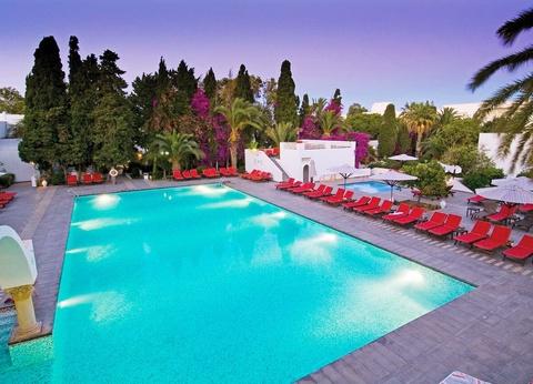 Hôtel Les Orangers Beach Resort - 4* - 1