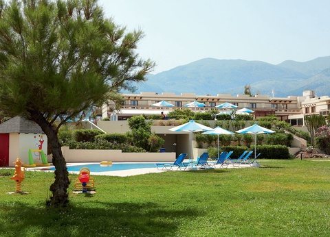 Hôtel Meli Palace Grecotel Resort 4* - 1