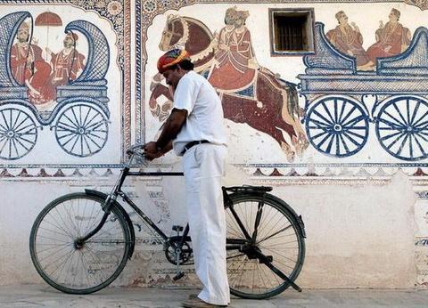 Circuit privé Un Rajasthan buissonnier - 1