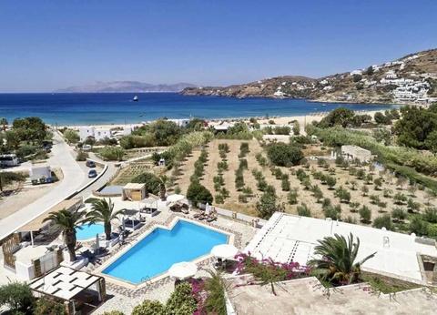 Hôtel Dionysos Sea Side Resort 4* - Arrivée Santorin - 1