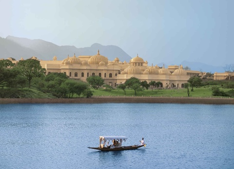 Circuit Palais du Rajasthan - 1