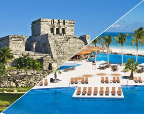 Circuit Le Yucatan Autrement & Extension Kappa Club Dreams Riviera Cancun 5* - 1