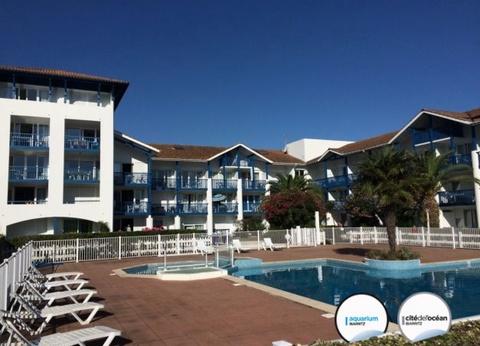 Résidence Mer & Golf Fort Socoa 3* - 1
