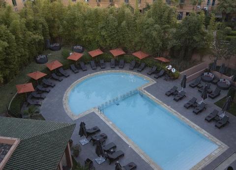 Hotel Novotel Marrakech Hivernage 4* - 1