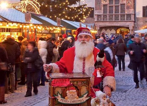 Les plus beaux Marchés de Noël d'Europe - 1