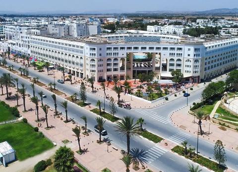 Hôtel Medina Solaria et Thalasso 5* - 1