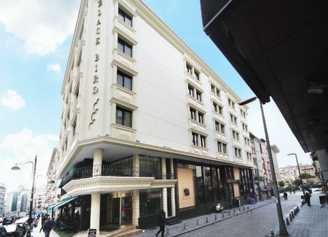 Hôtel Black Bird 4* - 1