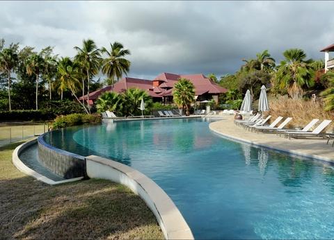 Hôtel Cap Est Lagoon Resort 4* - 1