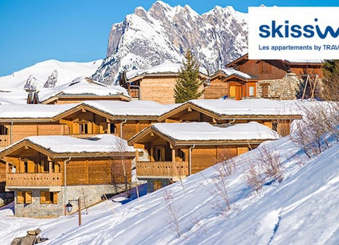 Chalets Skissim Select Le Grand Panorama II 3* - 1