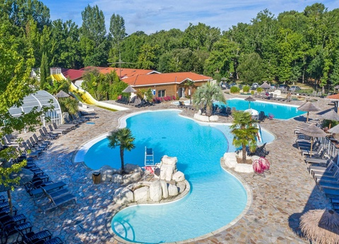 Biscarrosse - Camping Mayotte Vacances 5* AMAC - 1