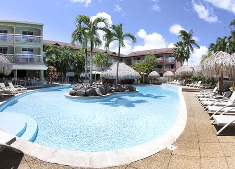 Combiné Martinique (Autotour) et Guadeloupe (Hôtel Clipper) - 1