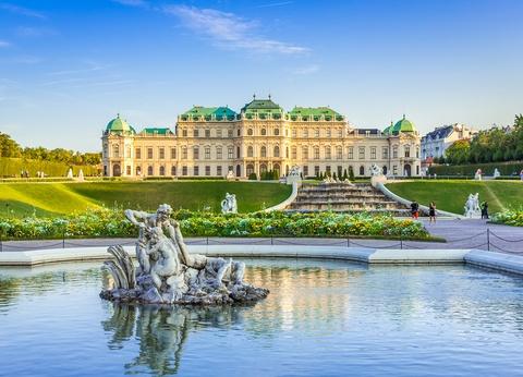 Les plus belles villes autrichiennes, Région Grand-Ouest & Paris - 1