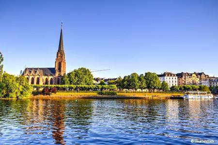 Croisière La route romantique en croisière du Rhin au Danube (formule port/port) - 1