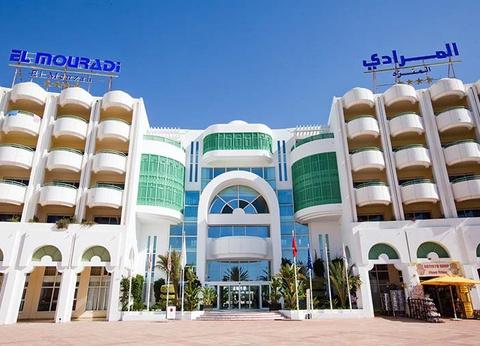 Hôtel EL MOURADI EL MENZAH 4* tout compris - 1