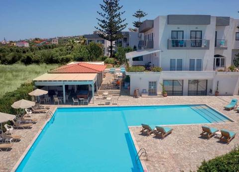 Hôtel Oasis Beach 3* - Adultes uniquement - 1