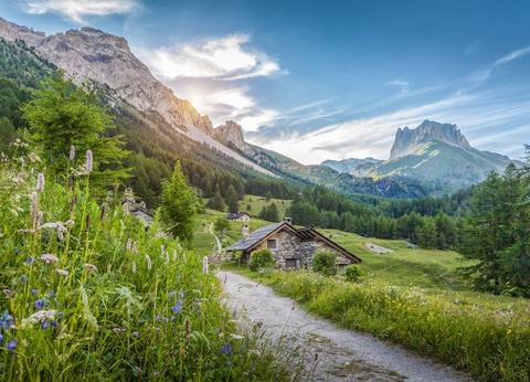 Vorarlberg, Tyrol et Fête de la Transhumance, Région Sud-Ouest - 1