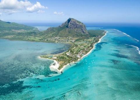 Combiné Douces îles Vanille - 1