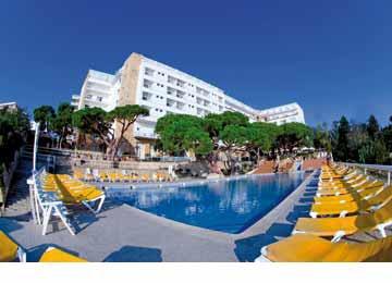 Hôtel Caleta Palace 4* - 1