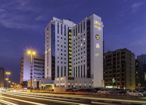 Hôtel City Max Al Barsha At The Mall 3* - 1