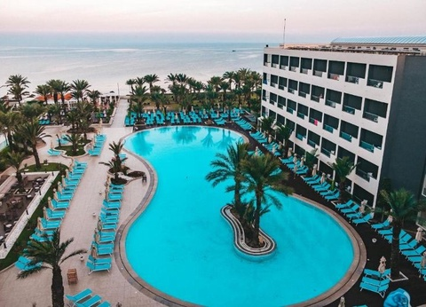 Hôtel Vincci Rosa Beach 4* - 1