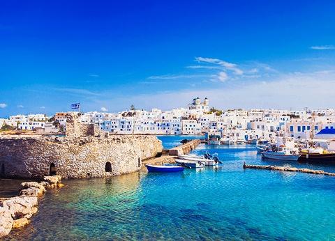 Voyage de report - Les Cyclades, Magie des îles grecques - 1