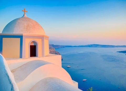Combiné dans les Cyclades depuis Santorin - Santorin et Paros - Base 3* - 1