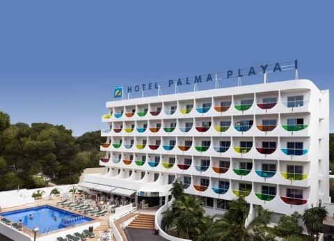 Hôtel Palma Playa Los Cactus 3* - 1