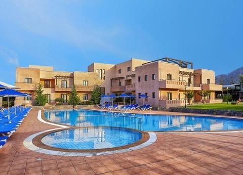 Hôtel Sentido Vasia Resort & Spa 5* - 1