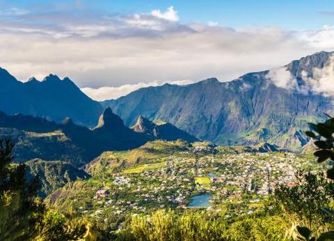Combiné circuit et hôtel Beautés de la Réunion - 1