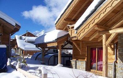 Chalet Le Renard Lodge - 1