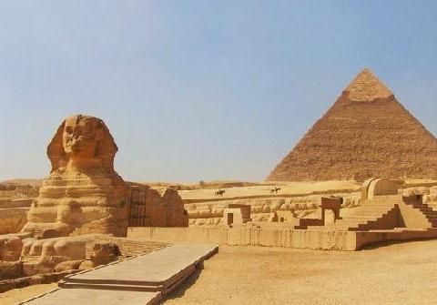 Combiné Nil et Pyramides. Séjour mer rouge hôtel Mercure 4*Sup à Hurghada - 1