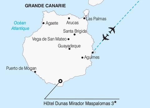 Escapade à Grande Canarie - 1