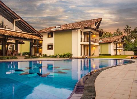 Hôtel Kamili Beach Villa 4* - 1