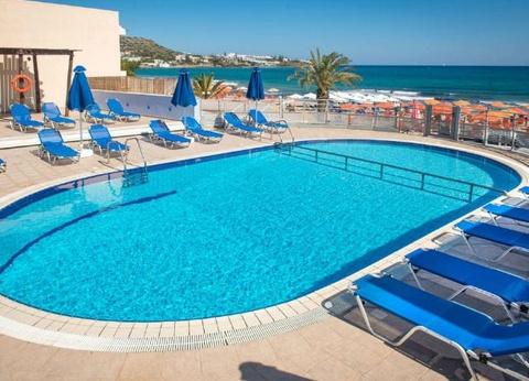 Hôtel Eleni Beach 3* - 1