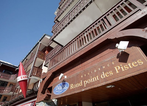 Résidence Le Rond Point des Pistes - 1