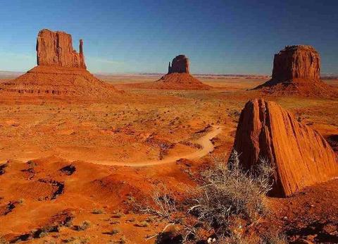 Le Grand Ouest avec les rocheuses - 1