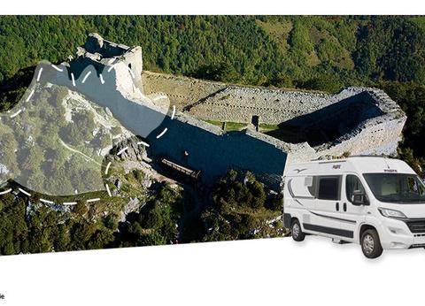 Road Trip en CamperVan : Balade en Pays Cathare - 1