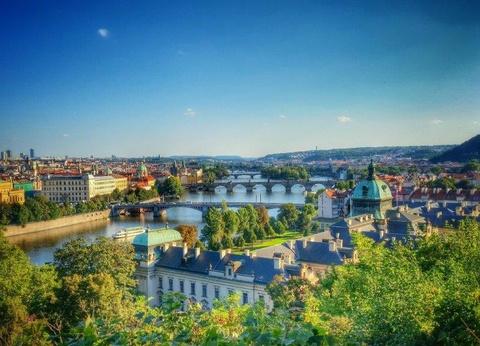 Prague, Moravie et Bohème du Sud, Région Sud ouest - 1