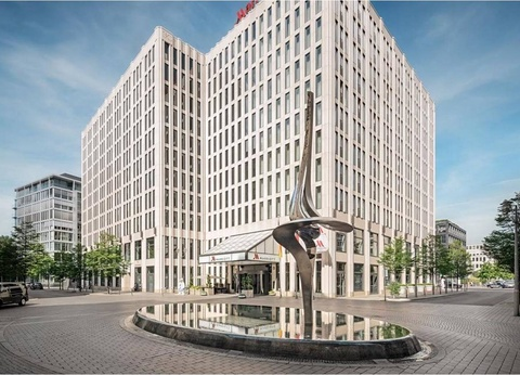 Berlin Marriott Hôtel 5* - 1