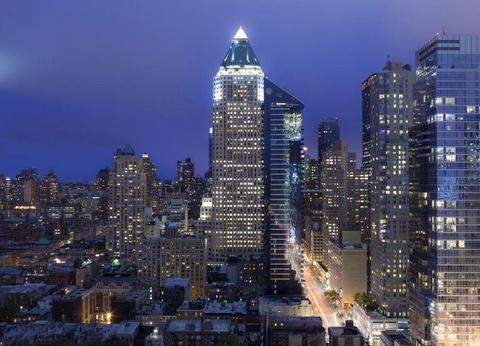 Hôtel Intercontinental Times Square 4* « sans transfert » - 1