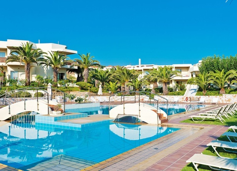 Hôtel Giannoulis Santa Marina Beach Resort 4* - 1