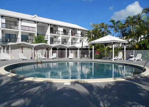 Hôtel Bwa Chik hôtel & Golf 3* - Chambre Classic - 1