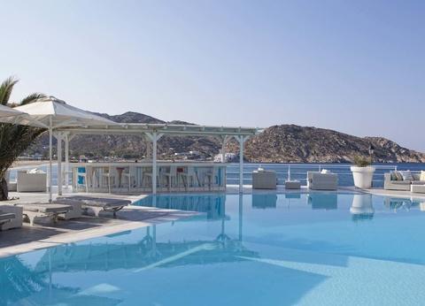 Hôtel Ios Palace & Spa 4* - arrivée Santorin - 1