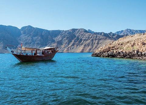 Circuit Oman, la perle de l'Orient - 1